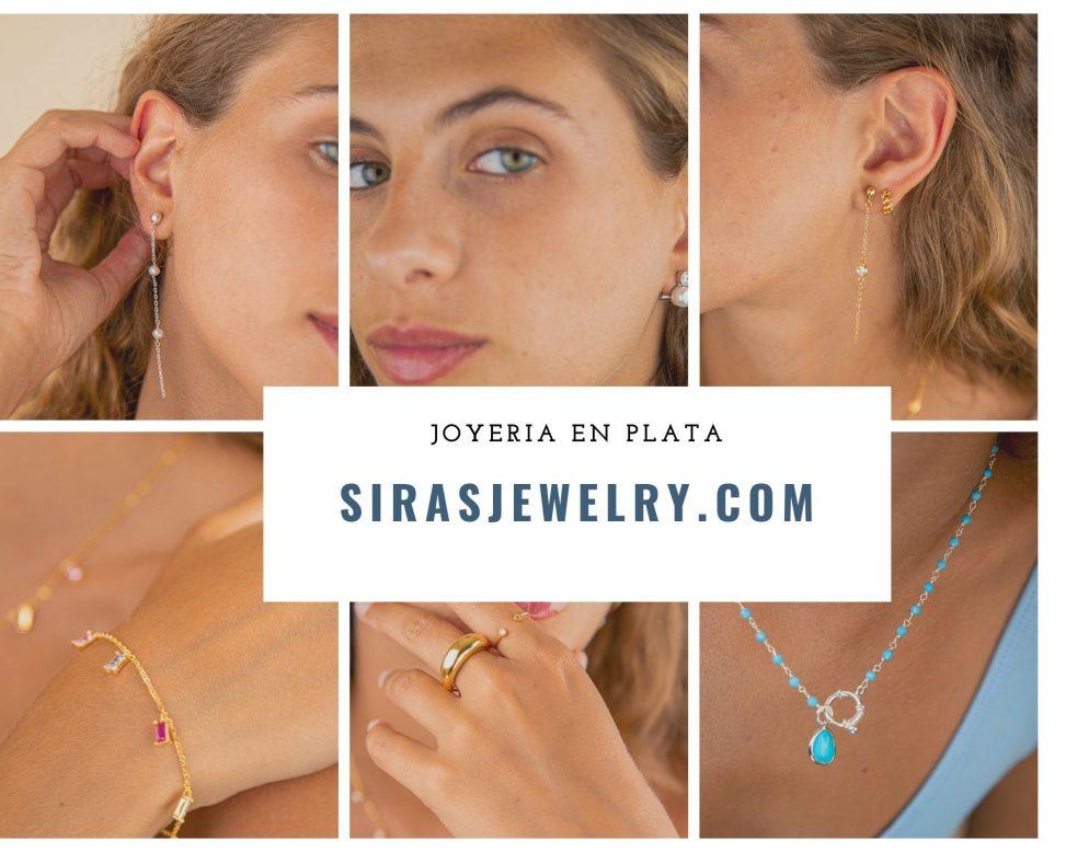 sirasjewelry.com plata on-line
